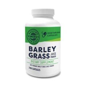 Vimergy Kapsule soka od ječmene trave, Barleygrass Juice Caps_1